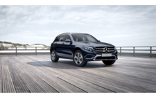 Mercedes-Benz GLC I (X253) 250