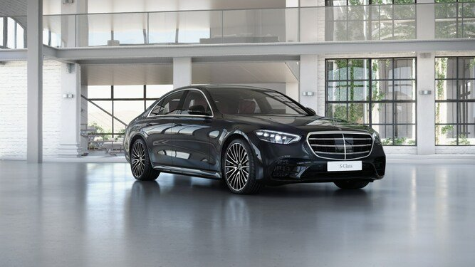 S 350 d 4MATIC BUSINESS